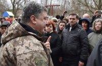 Порошенко прийме перемогу Ахметова і Бойка на виборах в ОРДЛО