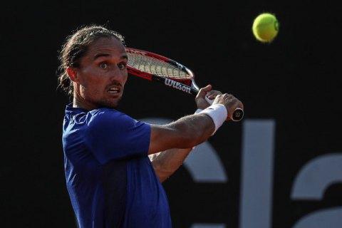 Долгополов обыграл Себальоса ивышел вчетвертьфинал турнира вРио