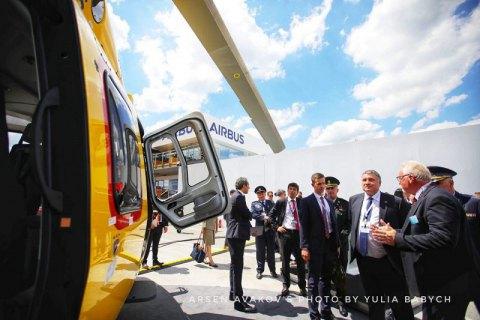 Авіаційну систему МВС поповнять 5 французьких вертольотів і 13 українських літаків, - Аваков