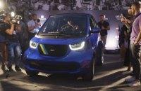 В Украине разработали электромобиль для людей с инвалидностью