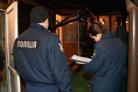 В Виннице на территорию ресторана бросили взрывчатку
