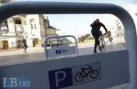 У КДМА пообіцяли до 1 вересня облаштувати велопарковки біля 113 київських шкіл