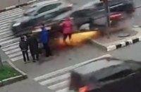 Громадянина Єгипту, який збив трьох пішоходів у центрі Харкова, взяли під варту з можливістю внесення 10,5 млн гривень застави