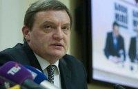 С экс-заместителя главы МинВОТ Грымчака сняли электронный браслет