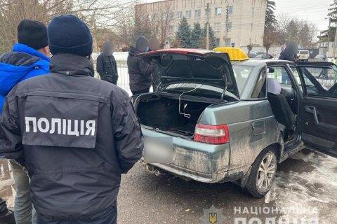 На Черниговщине таксист убил пассажира и спрятал тело в лесу