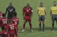 Віцепрезидент Суринаму встановив рекорд у світовому футболі