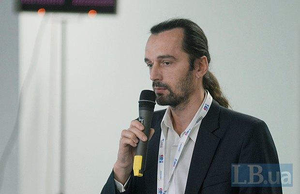 Владимир Лапа, генеральный директор ассоциации «Украинский клуб аграрного бизнеса» (УКАБ)