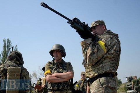 Украина начнет производство снайперских патронов