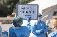 Епідемія коронавірусу в Іспанії сповільнилася