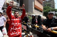 В Египте поджигают офисы исламистов