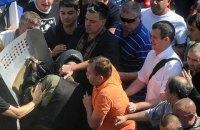 """""""Свобода"""" возложила на власть ответственность за теракт у Рады (обновлено)"""