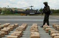 В Колумбии за 5 дней уничтожилии более 100 лабораторий по производству кокаина