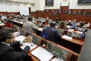 """Из """"Народной партии"""" в Киевсовете вышла половина депутатов"""