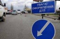 Прокурор збив на смерть пішохода у Львівській області