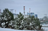 На Хмельницкой АЭС снова отключили второй энергоблок