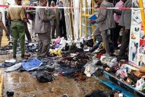 В столице Кении прогремел взрыв