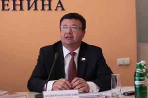 Начальник колонии Тимошенко спрятался от депутатов в туалете