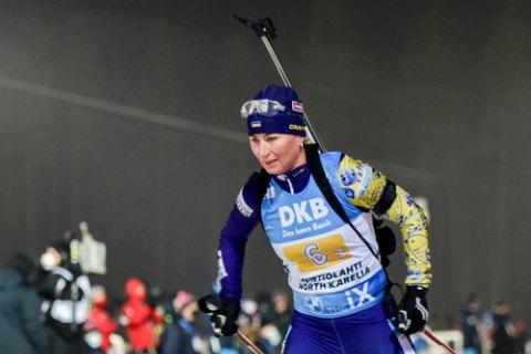 Оптимистичные прогнозы женского биатлонного спринта чемпионата Европы потерпели крах