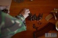 """В зоне АТО """"заблудились"""" перевозчики оружия"""