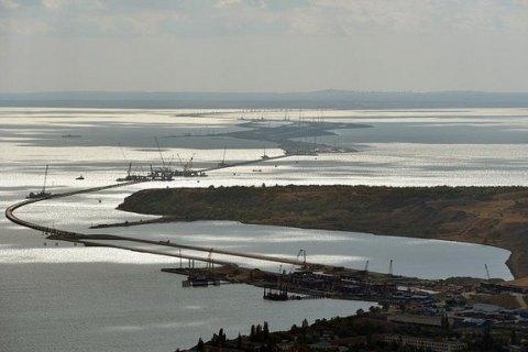 На конкурс на будівництво залізниці до Керченського мосту в РФ не подали жодної заявки