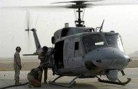 При крушении военного вертолета в Греции погибли 4 человека