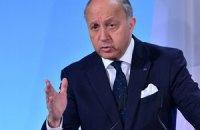 Голова МЗС Франції стурбований порушеннями режиму припинення вогню на Донбасі