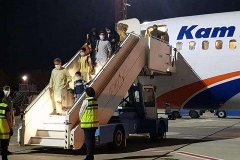 З Кабула в Київ прибув ще один евакуаційний літак, на борту – близько 100 пасажирів (оновлено)