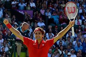 Федерер провел самый длинный матч в истории Олимпиад (обновлено)
