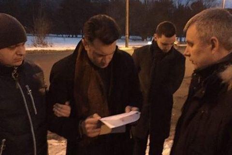 В Днепре задержали сообщника Курченко