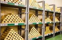 Золотовалютные резервы Украины за месяц сократились на $511 млн