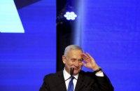 На выборах в Израиле с минимальным перевесом победила оппозиция