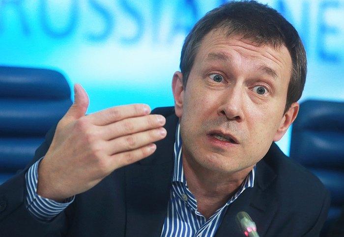 Директор Центра политической конъюнктуры Алексей Чеснаков