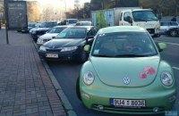 Сьогодні спливає пільговий період розмитнення автомобілів на єврономерах