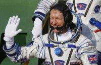 Британец впервые вошел в состав экипажа МКС (видео)