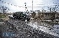 Російські бойовики біля Гранітного розстріляли вантажний КрАЗ із супроводу голови ОДА (оновлено)