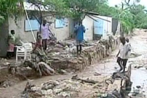 На Гаити стартовал сезон ураганов