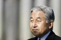 Императора Японии госпитализировали