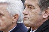 Состоялась встреча Ющенко с Литвином