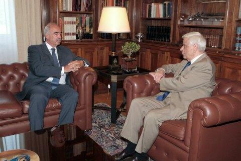 Грецька опозиція отримала мандат на формування уряду