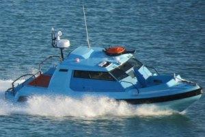 Феодосийский завод продал в Африку бронированные катера