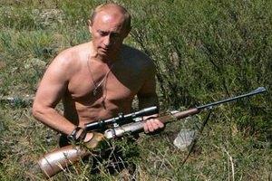 """Путин признался в любви к роману """"Прощай, оружие!"""""""