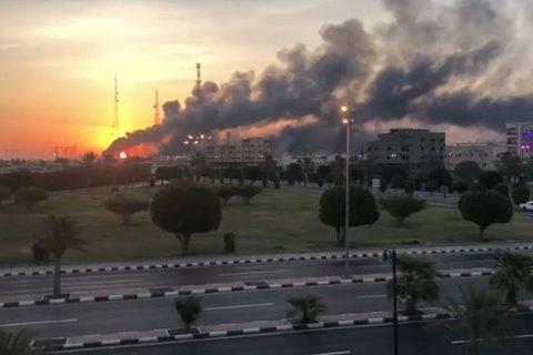 Нафтопереробні заводи атакували дрони іранського виробництва, - Ер-Ріяд