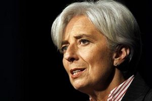 Лагард пообещала Бразилии реформировать МВФ