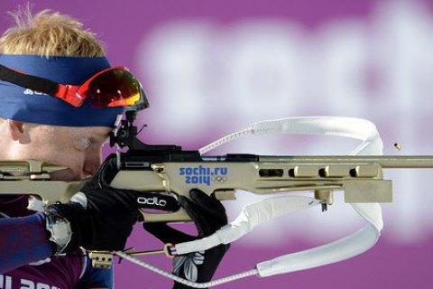 Біатлон: норвежець Йоганнес Бо виграв спринт на етапі Кубка світу