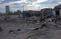 На Донбассе погиб мирный житель и двое милиционеров, - штаб АТО