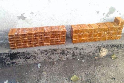 В Донецкой области обнаружили тайник с 20 кг тротила
