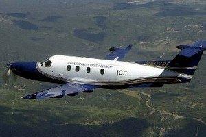 У Франції літак упав від удару блискавки