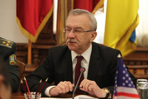 Заступника міністра оборони Ігоря Долгова призначено послом у Грузії