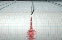 В Тихом океане произошло землетрясение магнитудой 6,6