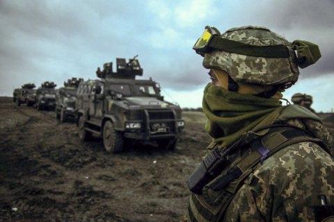 Російські окупанти стріляли на Донбасі зі заборонених мінометів